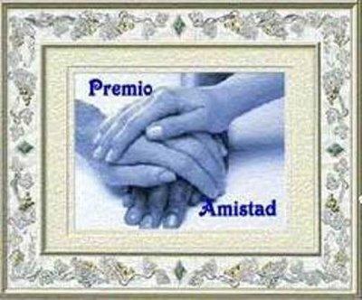 Premio Amistad: blog
