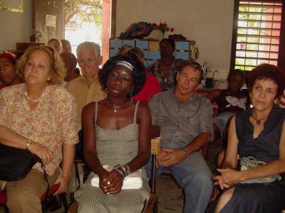 Décimas, Tina Modotti y Alamar