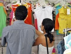 Comercios antes del Día de las madres