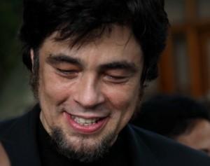 Benicio del Toro está en Cuba