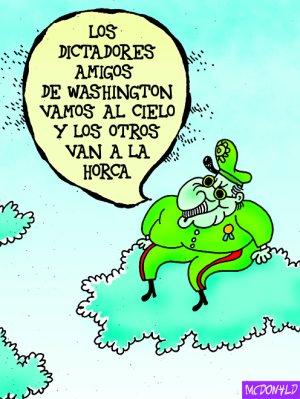Caricatura polìtica http://www.rebelion.org/