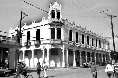 PALACIO DE GUSTAVO: CONGRESO DE LOS ARTISTAS CUBANOS