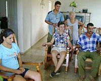 Extraña escuela en Río del Medio: Pinar del Río