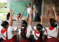 Terminarán en Pinar 51 escuelas para el Primero de Enero