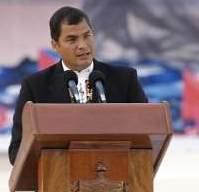 Presidente de Ecuador aboga por integración regional