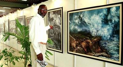 Bienal de artes plásticas en La Habana y apagón mundial
