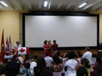 Cátedra de estudios canadienses en Universidad pinareña