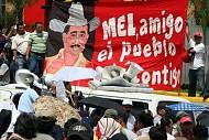 La dictadura hondureña recluta a la fuerza a niños de 10 y 12 años