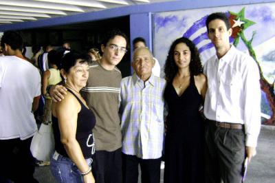 Desde Honduras una cubana