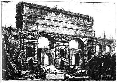 Imperio romano. Honduras y USA