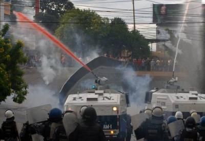 Terrorismo químico contra la embajada de Brasil en Honduras