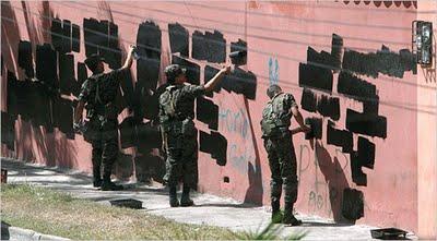 Micheletti desembolsa 290 000 $ para ataque publicitario. Honduras