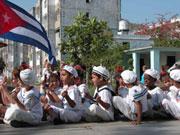 Apuesta por la infancia  a pesar de la crisis. Cuba