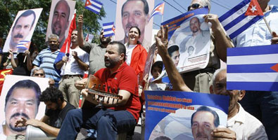 Los cinco antiterroristas cubanos merecen la libertad