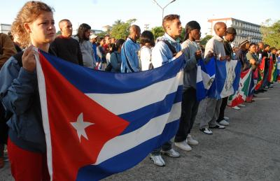 Apoyan estudiantes extranjeros declaración del Ministerio de Relaciones Exteriores de Cuba