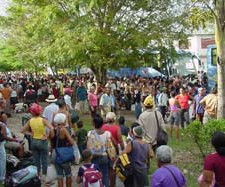 Evacuada Baracoa en minutos por amenaza de tsunami