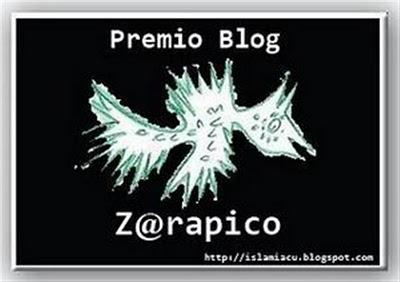 Premio blog Zarapico para varios blogs cubanos